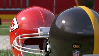 Madden NFL Prediction Playoffs  Steelers vs Chiefs
