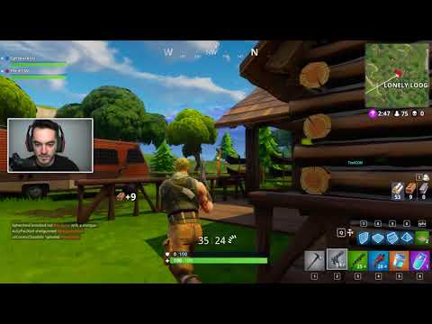 Being Carried Like A Baby - Fortnite Battle Royale