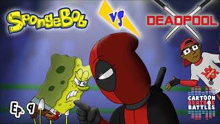 Download Spongebob vs Deadpool - Cartoon Beatbox Battles