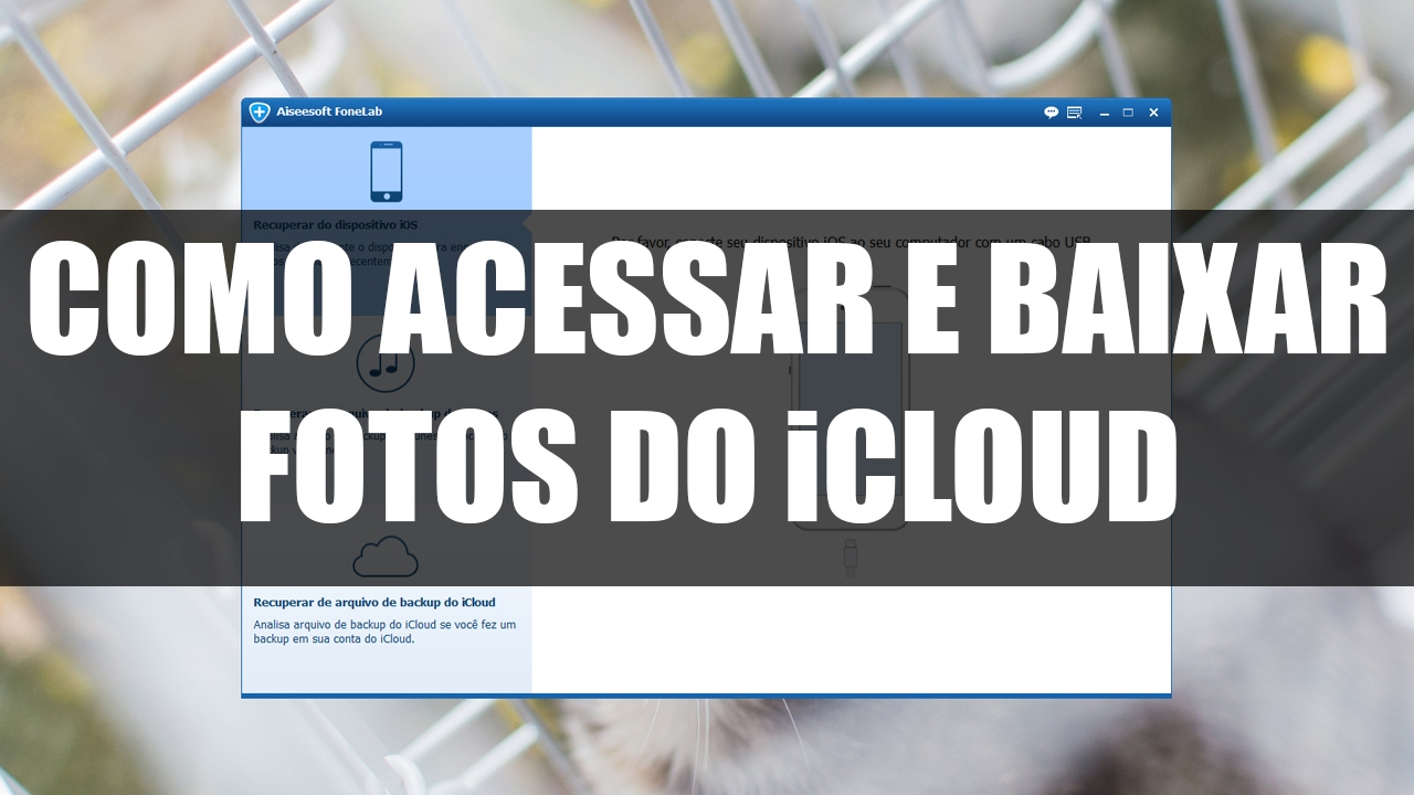 How To Backup Photos From Iphone To Icloud >> Como recuperar fotos do backup do iCloud - YouTube