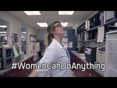 Meet A Medical Laboratory Scientist - #WomenCanDoAnything