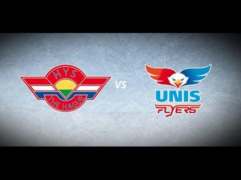HYS The Hague - Unis Flyers 2 maart 2014