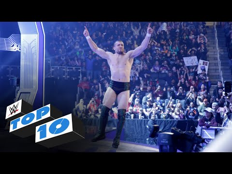 Top 10 Friday Night SmackDown moments: WWE Top 10, Dec. 27, 2019