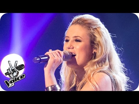 Lauren Lapsley-Brown performs 'Release Me': Knockout Performance - The Voice UK 2016