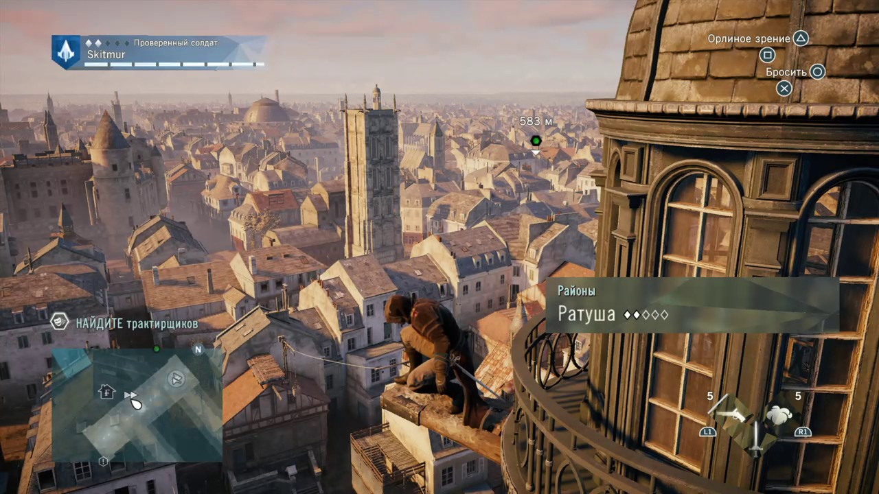 assassinand 39 s creed unity gameplay. ps4 slim assassin\u0027s creed unity / gameplay #7 [ru] assassinand 39 s