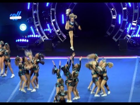 Cheer Extreme Kernersville Senior Elite NCA 2018
