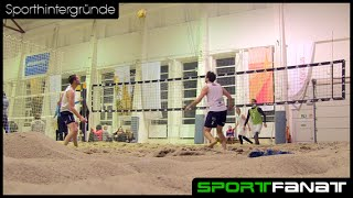 Footvolley Ranking mit Mo Obeid in Berlin