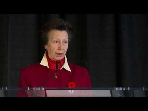 HRH Princess Anne opens the 28th Commonwealth Agriculture Conference