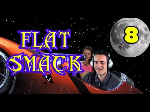 Help me Spread Flat Earth! ... from space... It's Flat Smacking with Horry time!