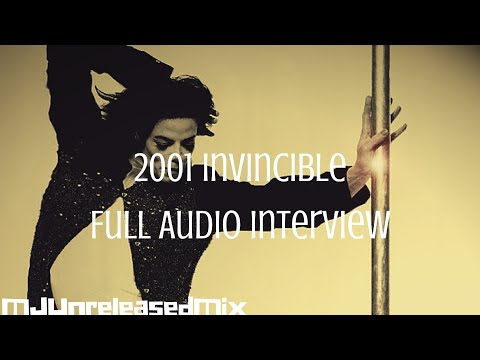Michael Jackson - Invincible 2001 (Full Audio Interview)