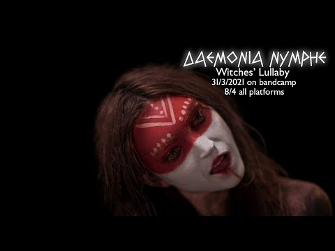 Daemonia Nymphe 'Witches' Lullaby' EP (4K) preview, OUT NOW!