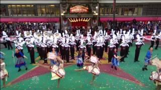 Tarpon Springs Marching Band Macy's Thanksgiving Day Parade 2013