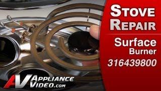 Surface Burner - Stove / Oven …