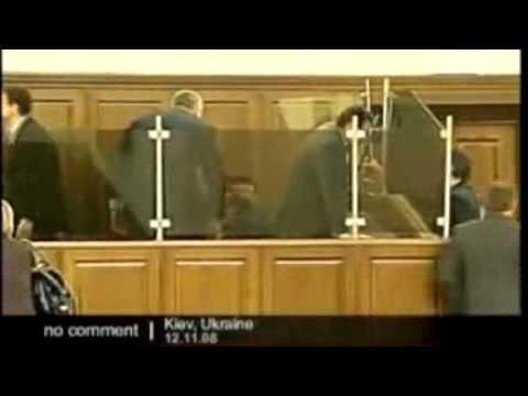 Nghị sĩ Ucraina đánh nhau năm 2008