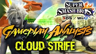 Trailer Analysis! Cloud Strife Reveal Trailer| Smash Bros for Wii-U/3DS discussion