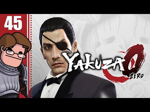 Let's Play Yakuza 0 Part 45 - Cabaret Club Czar