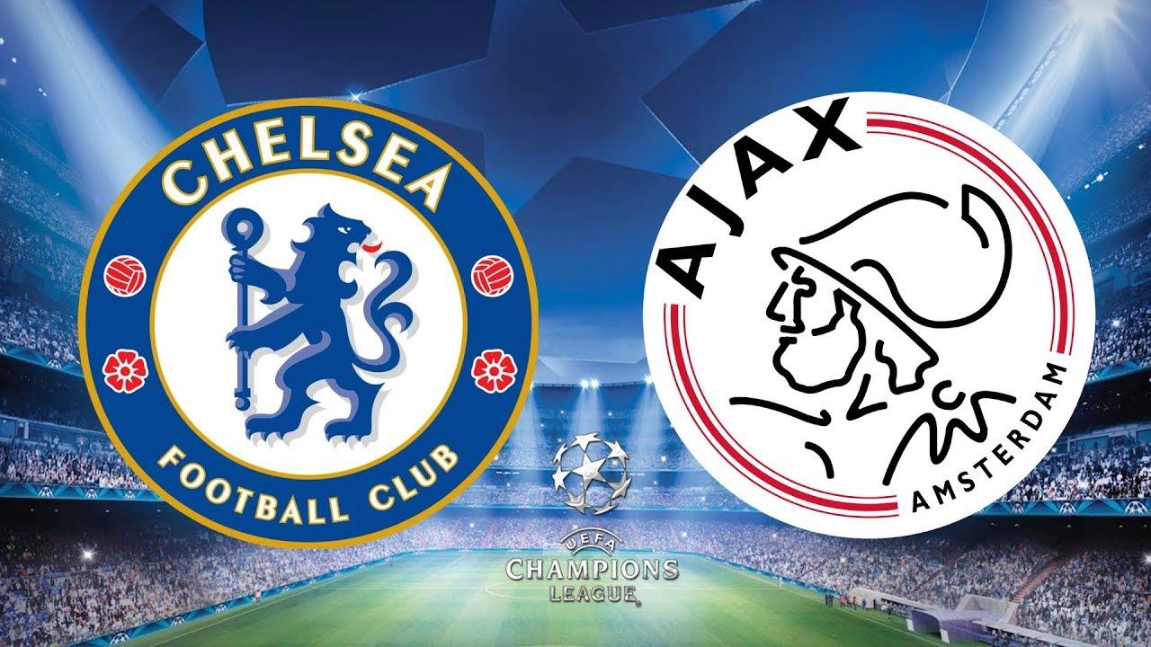 Uefa Champions League 2019 20 Chelsea Vs Ajax 05 11 19 Fifa 20