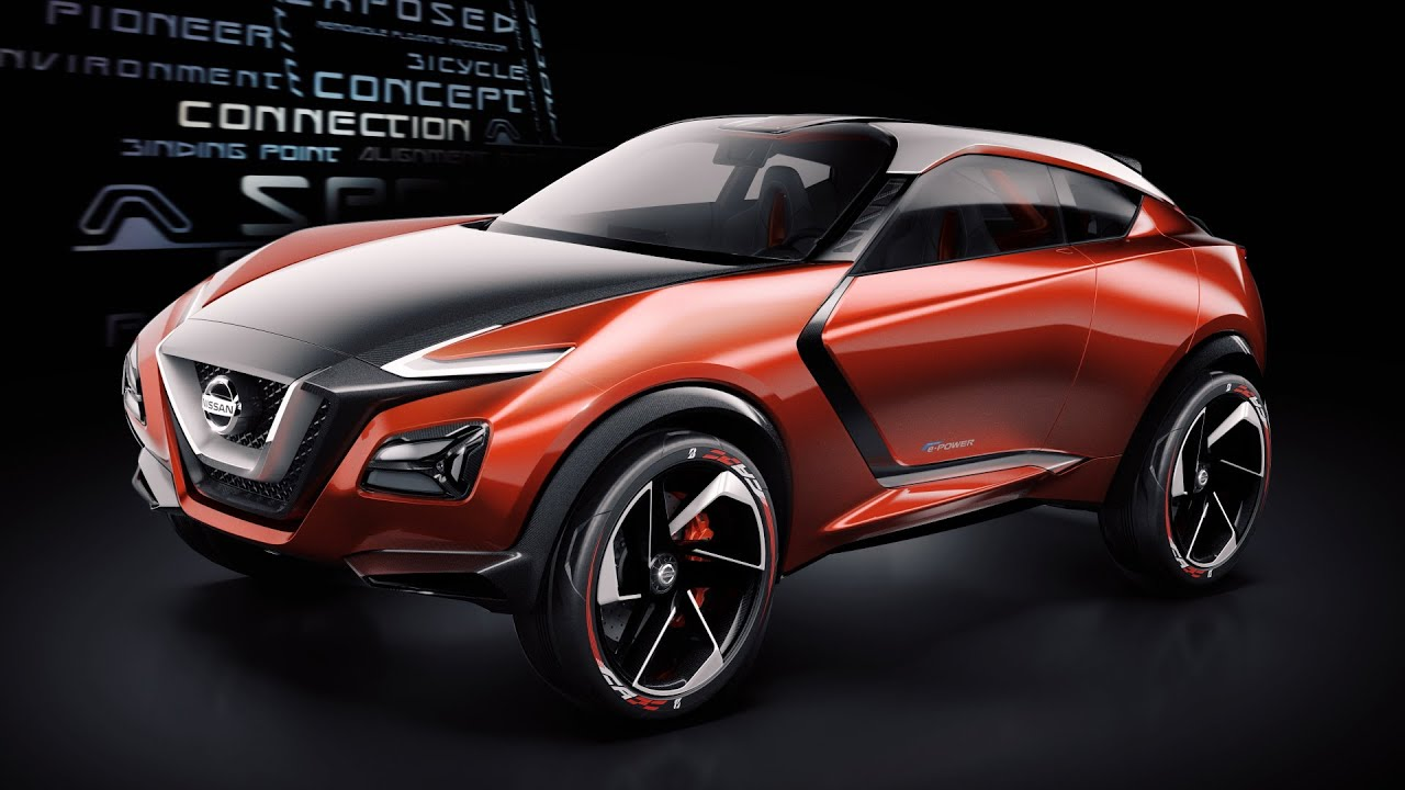 Nissan Juke R >> Introducing the Nissan Gripz Concept, a Radical Sports ...