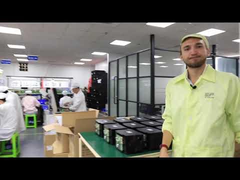 EcoFlow Factory Tour