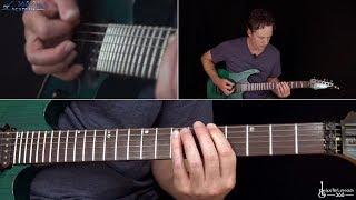 Supermassive Black Hole Guitar Lesson - Muse