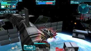 SD Gundam Online - Gundam Double X (DX) [SDGO/BerserkD]