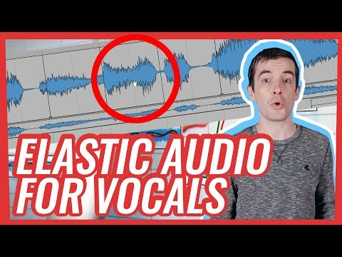 How to time align vocals with Elastic Audio in Pro Tools – URM Enhanced