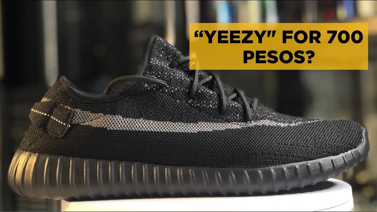 YEEZY Boost and Balenciagas for 700