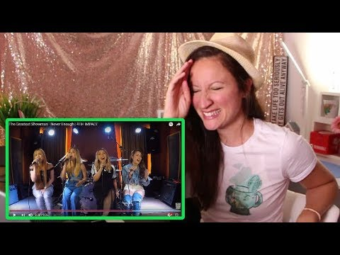 Vocal Coach REACTS to 4TH IMPACT-NEVER ENOUGH-THE GREATEST SHOWMAN
