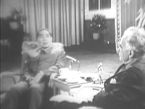 Interview with Zhou En Lai