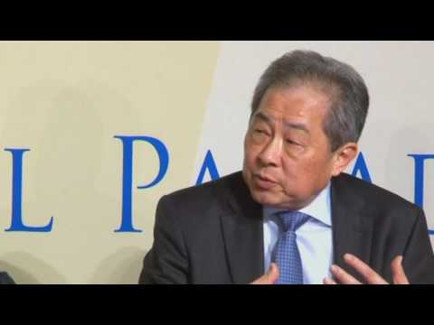Energy Forum - Panel I: Global energy security trends and its geopolitical impact