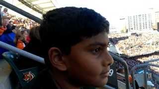 At Bengal game