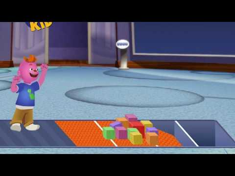 Sid The Science Kid - Fun With Friction Games