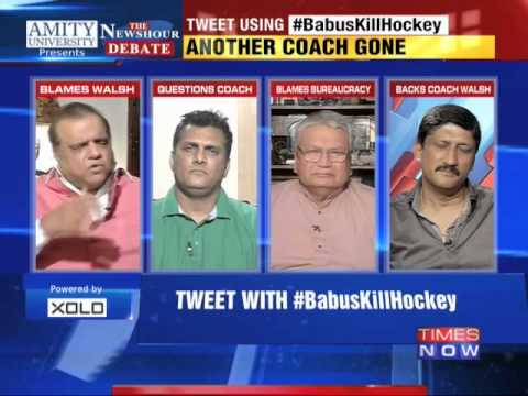 The Newshour Debate: Another coach gone - Full Debate (21st Oct 2014)