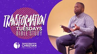 Online Bible Study | Transformation Tuesdays | Pastor Brandon Hill
