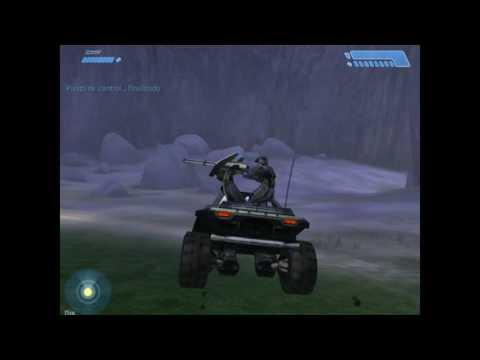 halo combat evolved: gameplay#2¡¡¡¡¡¡¡¡ matando marines¡¡¡¡¡¡¡