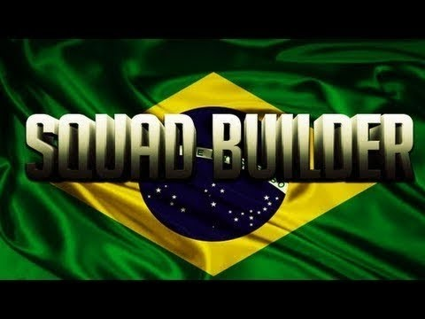 Fifa 14 - Ultimate Team CZ | Brazil 5* squad builder [HD] (Gudu)