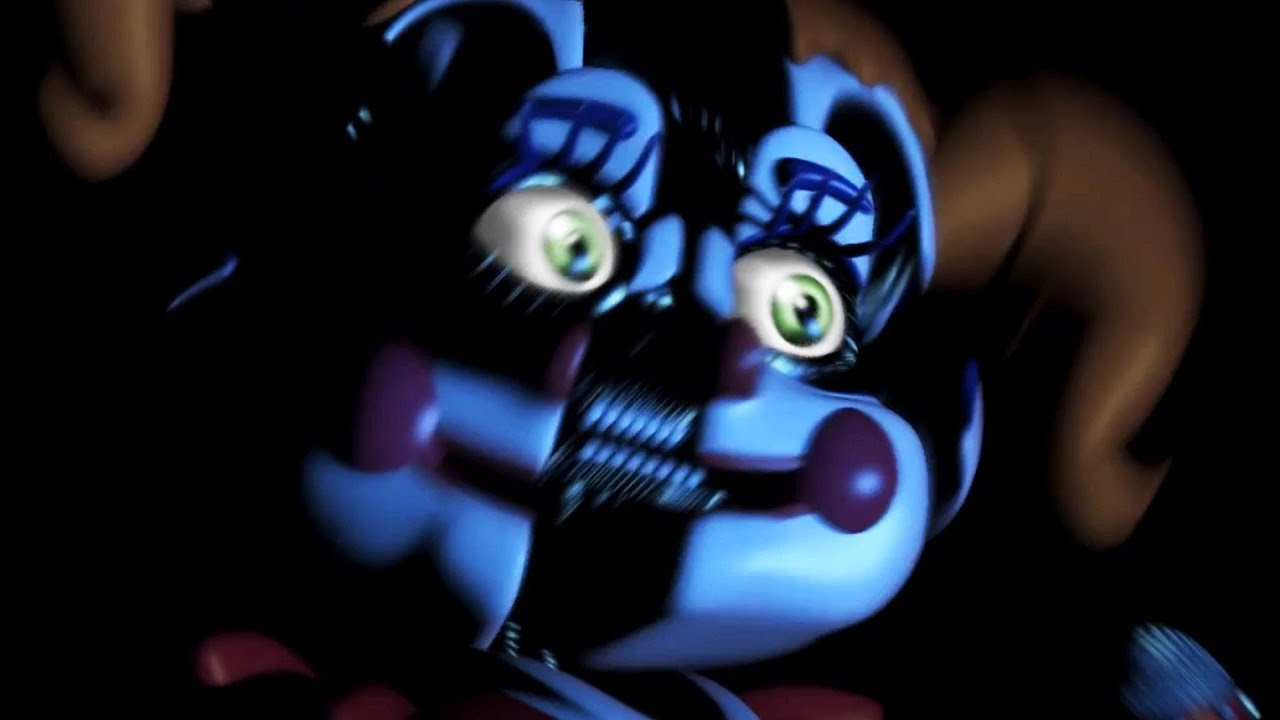 Five Nights At Freddy S Sister Location Jumpscare