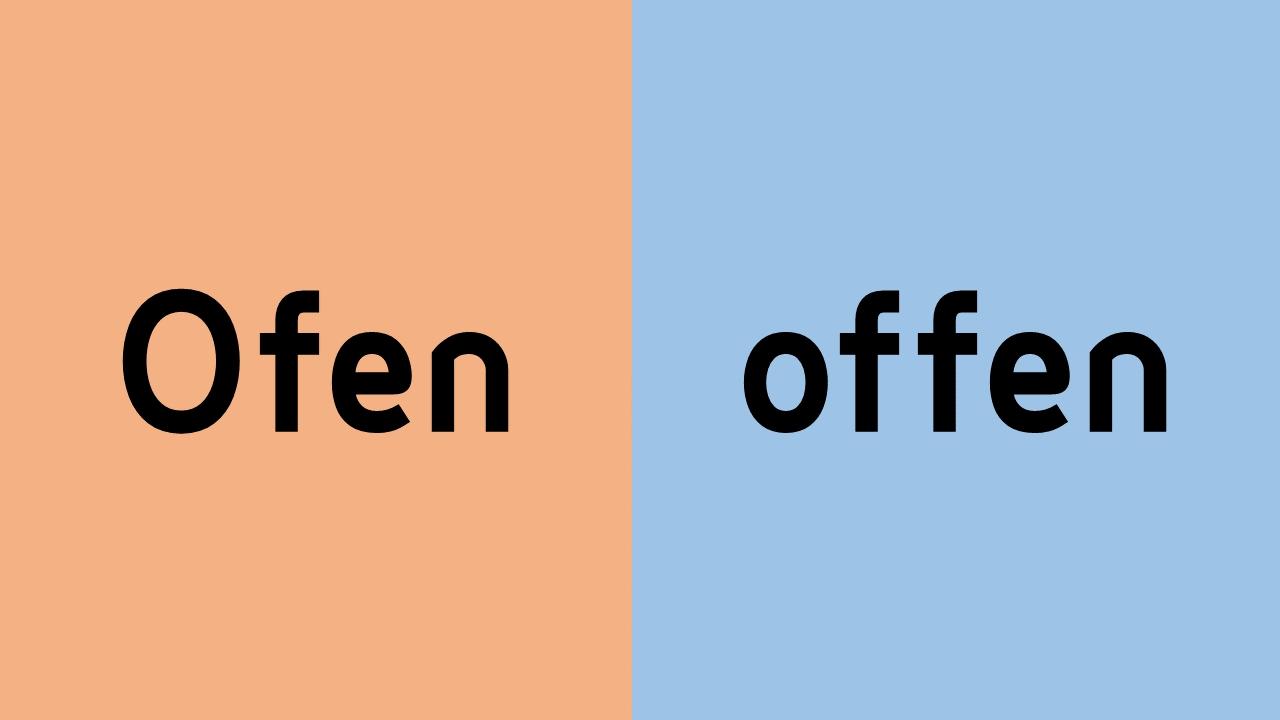 Lange und kurze Vokale Minimalpaare Teil 1 Akzentfrei Deutsch ...