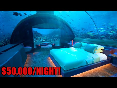 Top 10 UNBELIEVABLE Hotel Rooms YOU WON'T BELIEVE EXIST