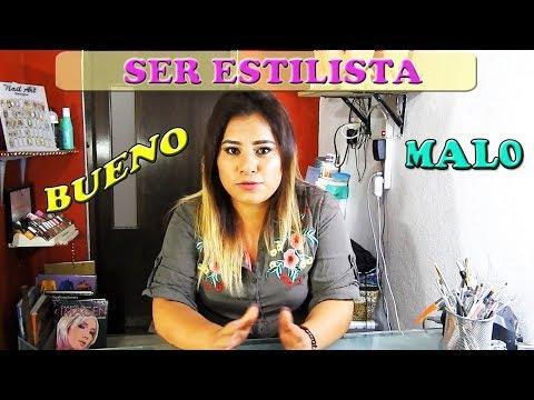 """SI VAS A ESTUDIAR ESTILISMO DEBER�AS VER ESTE VIDEO """" MALAS Y BUENAS EXPERIENCIAS"""
