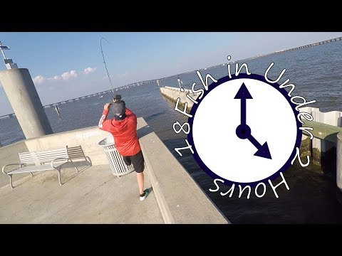 Pier Fishing Mississippi Gulf Coast