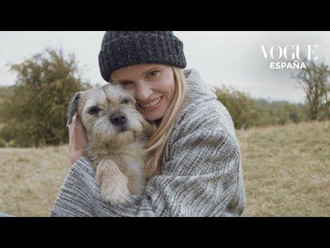 La mañana perfecta en Londres de Lara Stone | VOGUE España