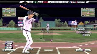 MLB Road To The Show - Creation of My Player and Minor League Games Ep.1