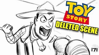 Toy Story Was Almost Super DARK | Deleted Black Friday Scene - Disney Cuts Ep 2