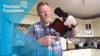 Glen Mulcahy reviews mobile journalism equipment