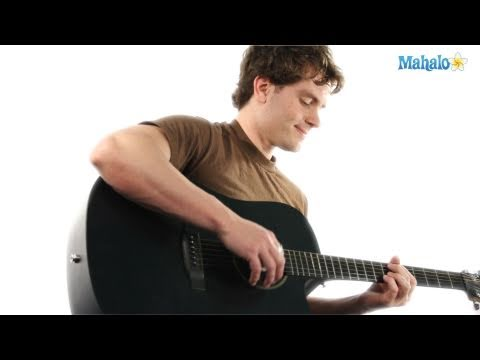 How to Play an A Sharp Minor (A#m) Chord on Guitar