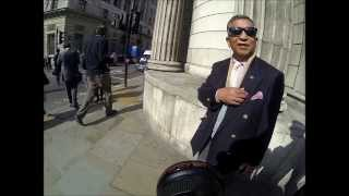 London - Street Photography - POV: Go Pro 3 - Vol #1