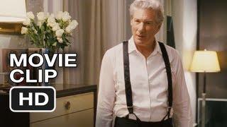 Arbitrage Movie CLIP - Argument (2012) Richard Gere Movie HD