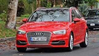 Audi A3 Sportback e-tron Fahrbericht