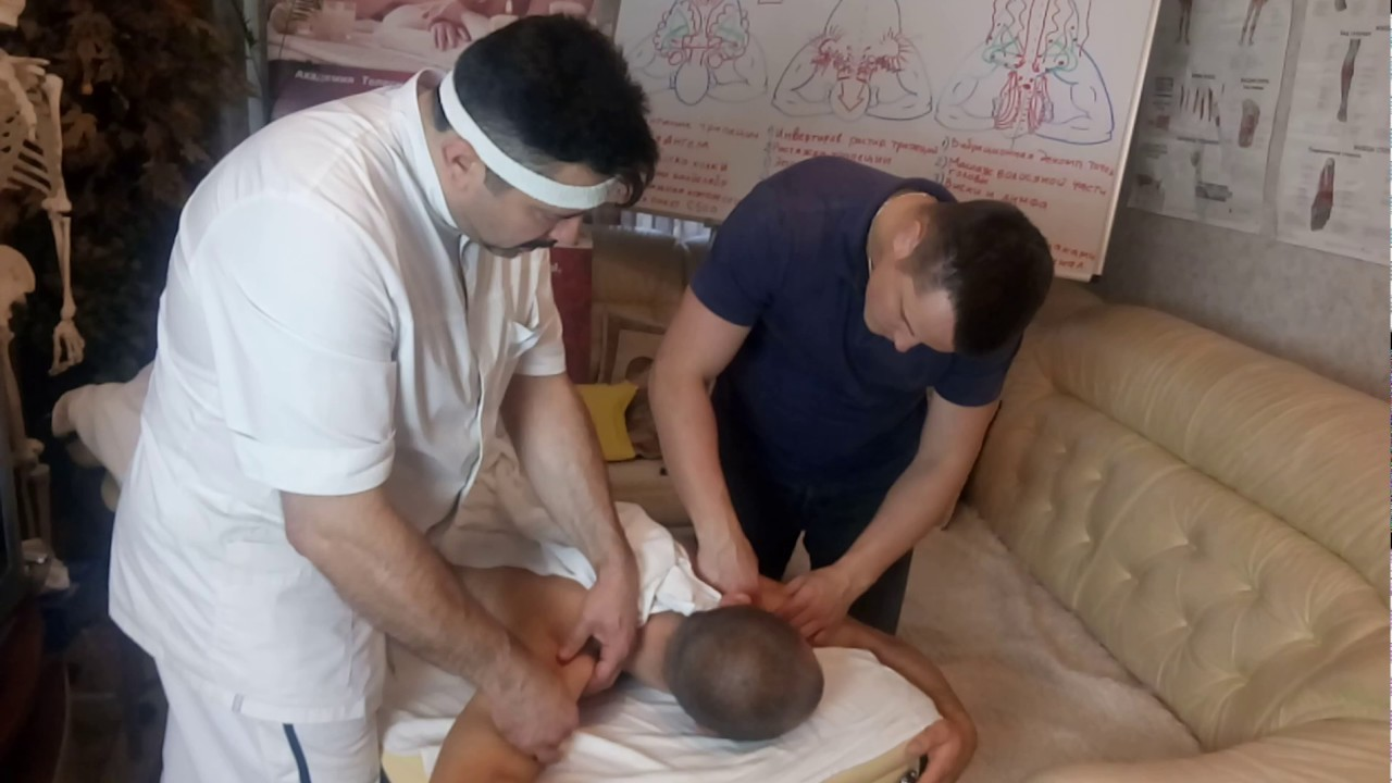 как правильно делать массаж для похудения